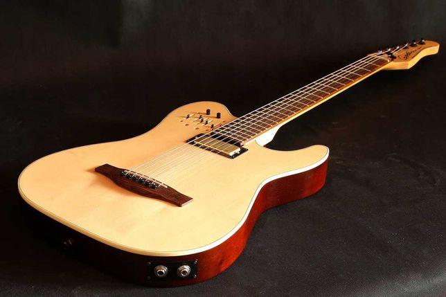Gitara Godin Acousticaster 6 Deluxe MN
