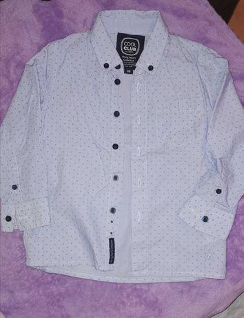 Koszula chłopięca r 98 smyk