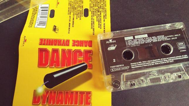 Dance Dynamite 1998 KASETA MAGNETOFONOWA , licencyjna