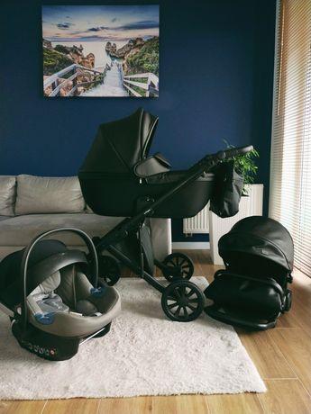 Wózek 3w1 Anex E Type z fotelikiem Cybex Aton M