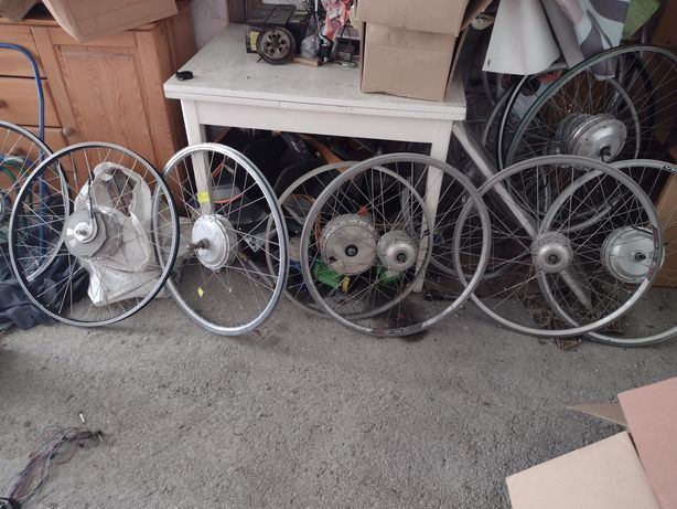 Silniki do rowerów elektrycznych 10szt