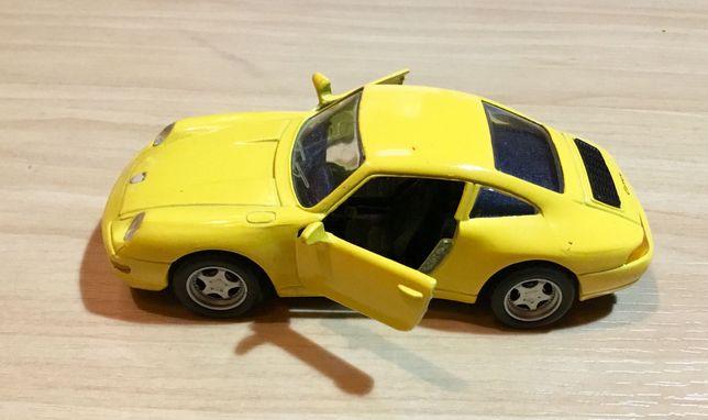 Miniatura Porsche 911 Carrera da Maisto escala1/36