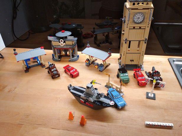 LEGO cars auta trzy zestawy 8639 inne 8426 i 8487