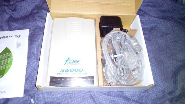 Продам модем ACORP Sprinter56K EXT