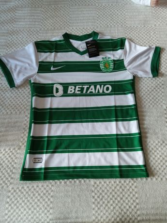 Camisola Sporting 2021