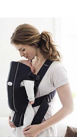Рюкзак кенгуру Baby Bjorn, эрго рюкзак