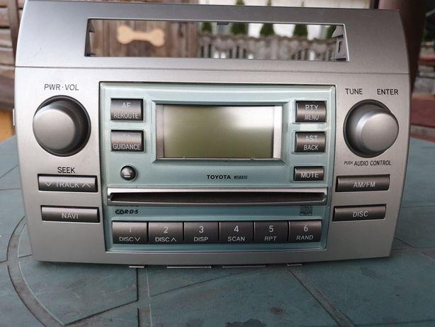 Radio corolla verso oryginalne