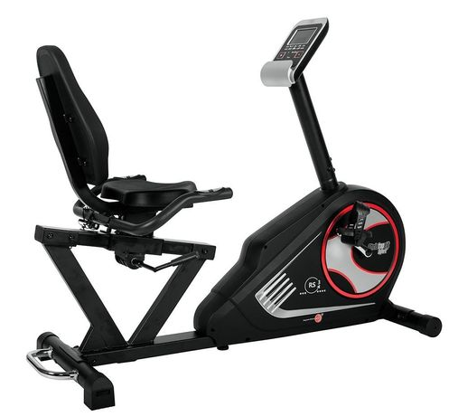 Rower poziomy christopeit rs3