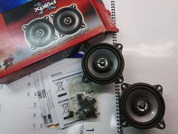 Коаксиальная автоакустика Sony XS-A1027 10см