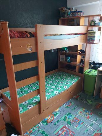 Łóżko piętrowe vox
