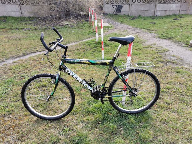 Okazja Rower Over the top 26 shimano