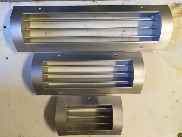 Kratka wentylacyjna nawiewniki nawiew wyciąg wentylacja rekuperacja