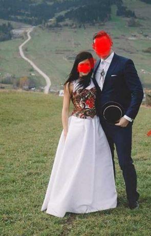 Suknia ślubna FULARA & ŻYWCZYK