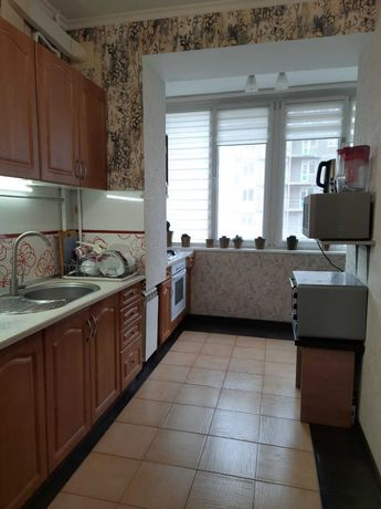 2-комнатная квартира с ремонтом на Сахарова \ Заболотного