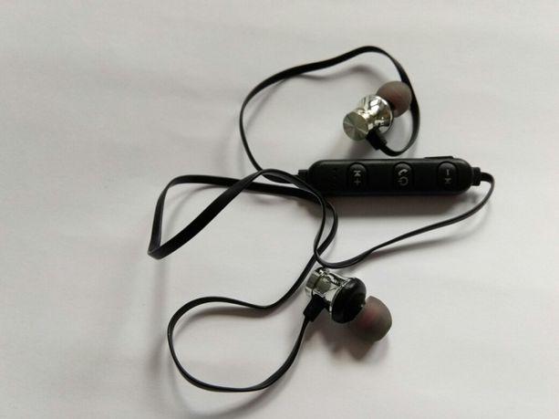 Sluchawki bezprzewodowe.