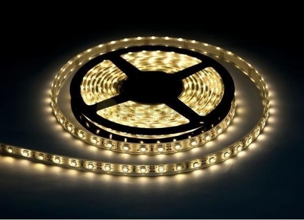 Wydajna Solidna Taśma LED 300 SMD 3528 RGB 5 Metrów *FV