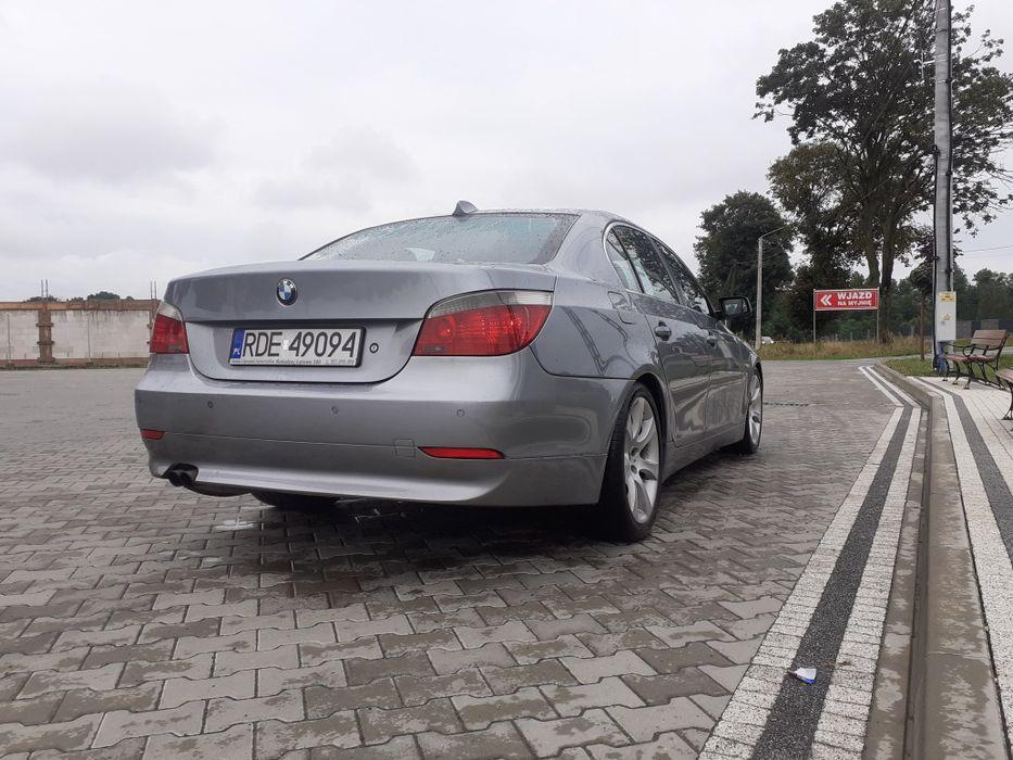 BMW seria 5 e60 3.0d Przyborów - image 1