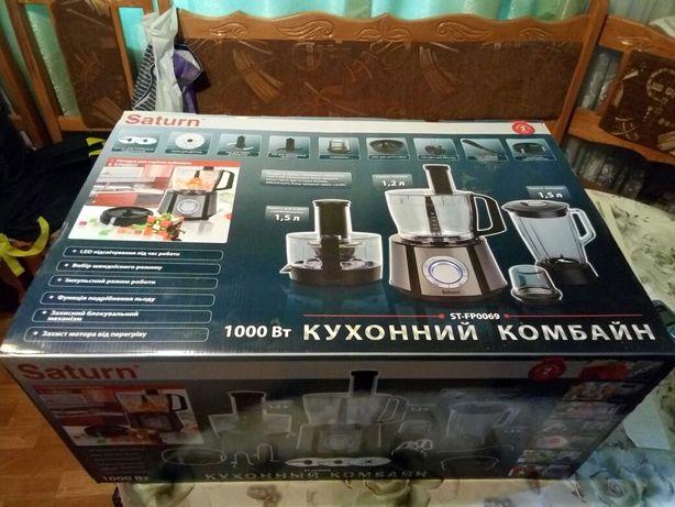 Кухонный комбайн Saturn ST-FP 0069