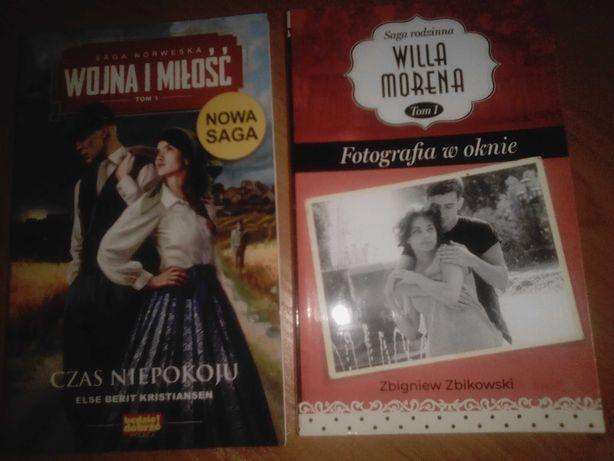 Zamienię 2 książki