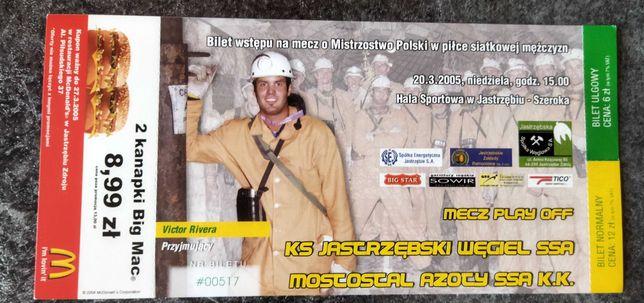 Bilet siatkówka KS Jastrzębski Węgiel Mostostal Azoty Kędzierzyn-Koźle
