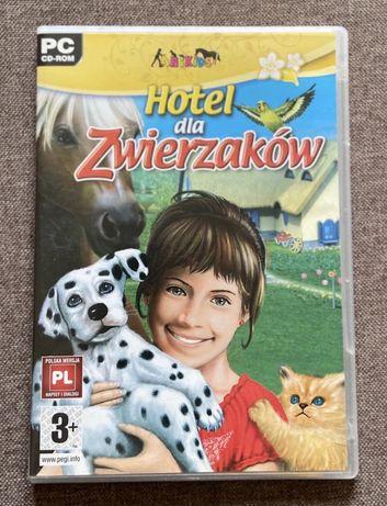 Hotel dla zwierzaków gra komputerowa