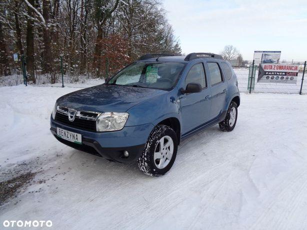 Dacia Duster Gwar 12mcy 1,6 16V + LPG Klima ALUS Bezwyp opłacony Niemcy