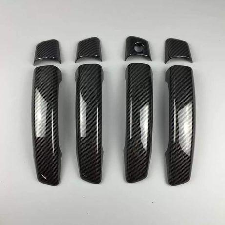 Vendo capas puxadores Audi A3
