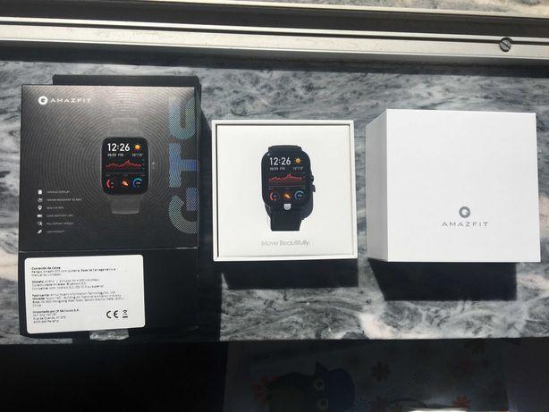 Smartwatch Amazfit GTS Preto