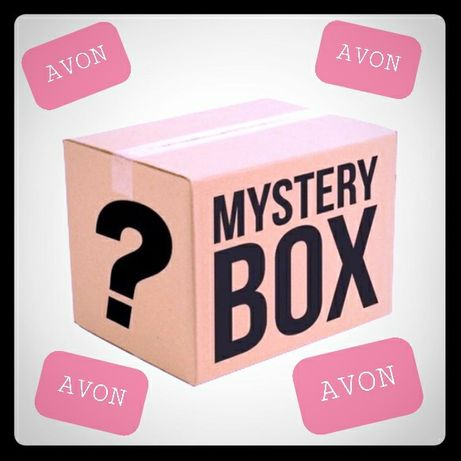 Mystery Box AVON (mały)
