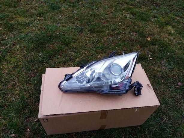 Lampa lewa Lexus is 220 250 xenon