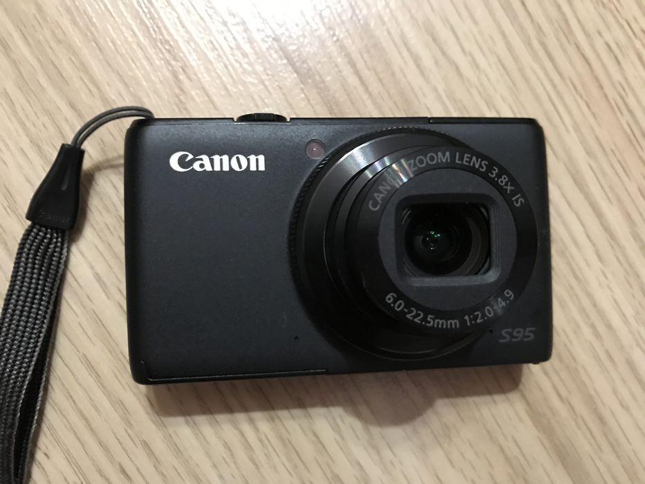 Фотоаппарат Canon PowerShot S95 Ирпень - изображение 1