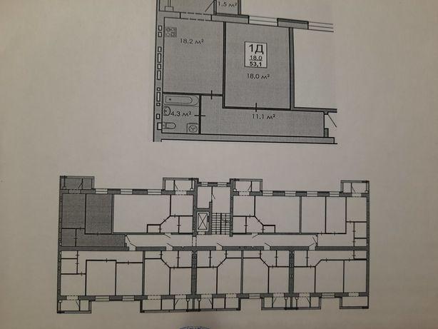 Продаж квартири жк Андора