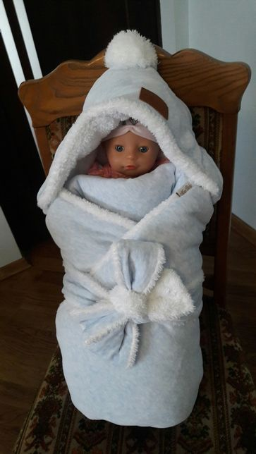Конверт - ковдра Mag Baby