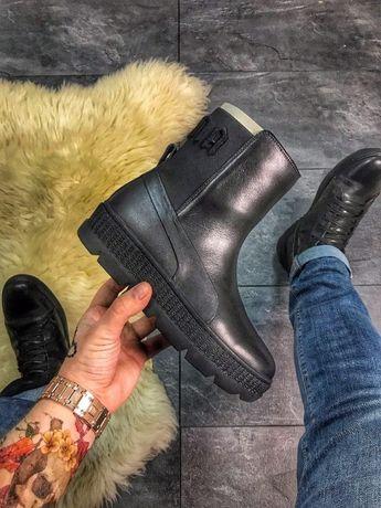 "Ботинки Puma By Rihanna Chelsea Sneakers Boot ""BLACK"" | женские пума"