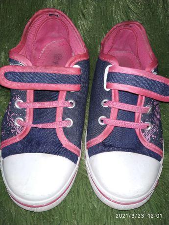 Кроссовки, кеды для девочки