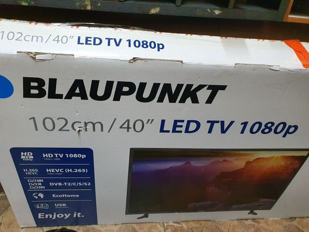"Telewizor BLAUPUNKT 40"""