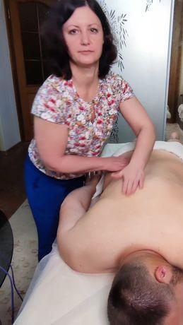 Лечебный массаж- прикладная кинезиология