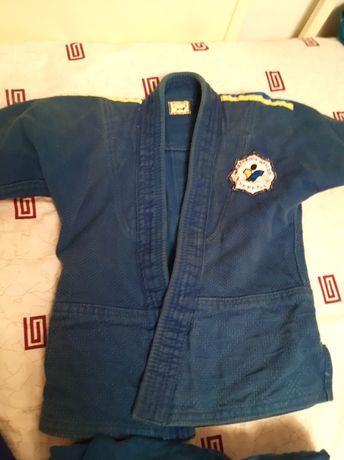 Кимоно для дзюдо на рост 125-130 см