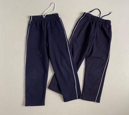 Спортивные штаны на мальчика 7-8 лет H&M