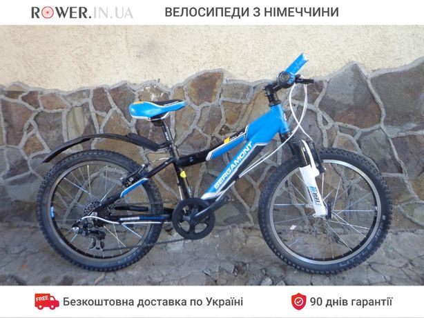 Брендовий дитячий велосипед бу Bergamont Jr 20 / Велосипеды из Германи