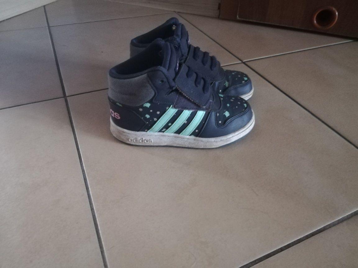 Buty addidas dla dziewczynki