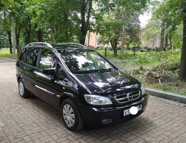 Продам Opel zafira 4.350 $ растаможина