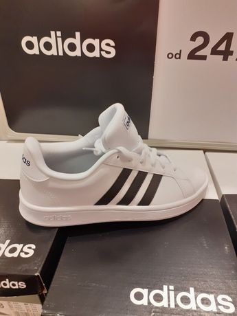 Кросівки оригінали Adidas grand court base