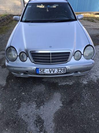 Розборка-шрот-запчастини Mercedes w 210-e210-w211-e211-e270