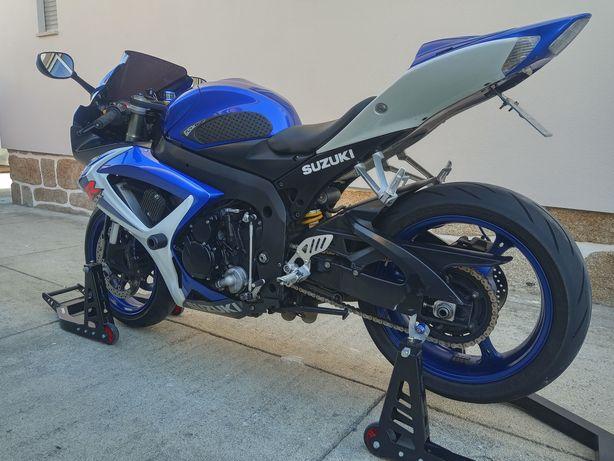 Susuki GSXR 600  cc