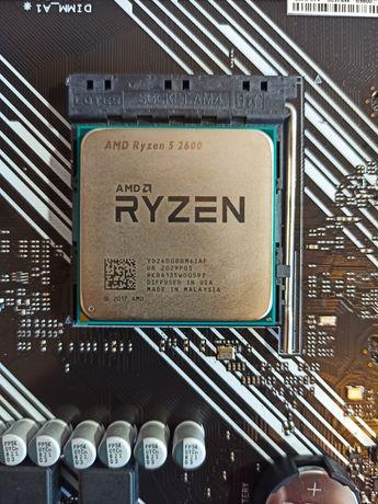 Процесор AMD Ryzen 5 2600 3,6 (3,9 Turbo) / 16MB sAM4