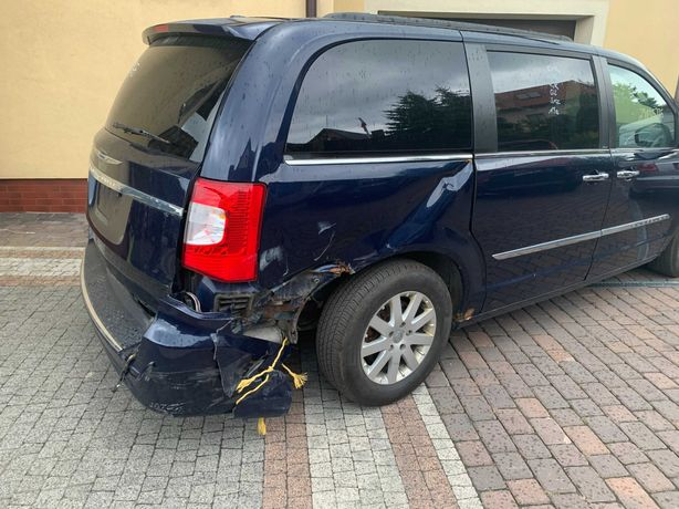 Chrysler Town & Country 3.6