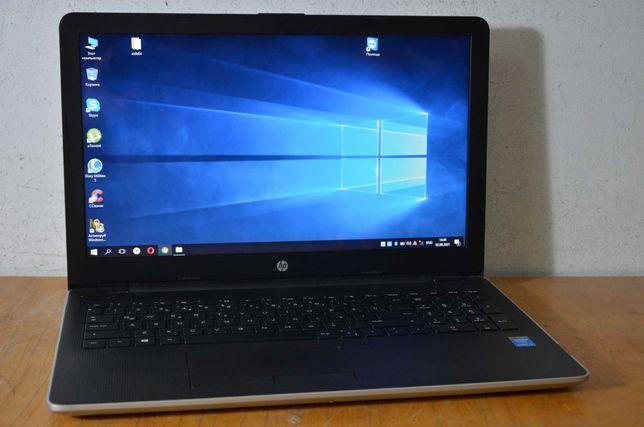 Продам ноутбук HP 15-bs125nl Core I3 5005U