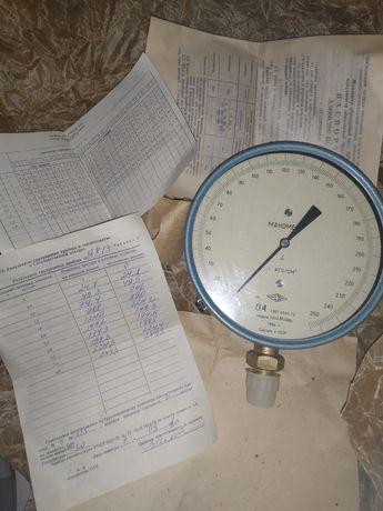 Манометр образцовый МО 11202 4кгс/см2