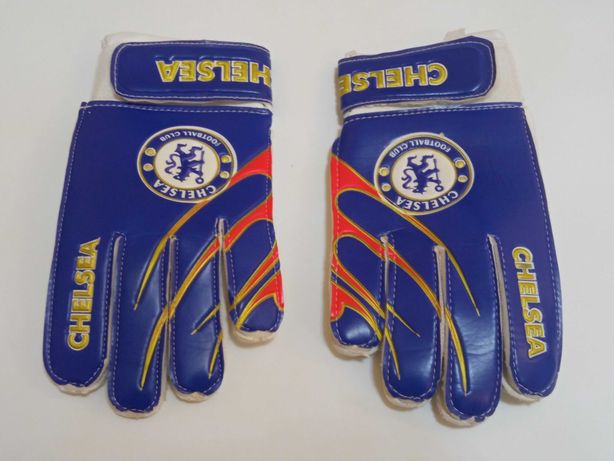 Вратарские перчатки детские размер 5